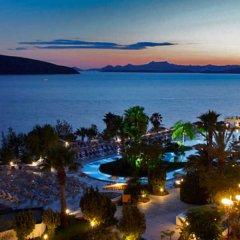 Отель Bodrum Holiday Resort & Spa пляж фото 3
