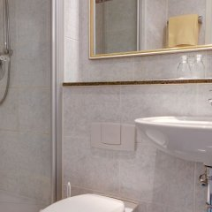 Aurbacher Hotel ванная фото 2