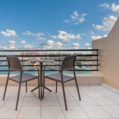 Marina Hotel Corinthia Beach Resort 4* Номер Делюкс с различными типами кроватей фото 4
