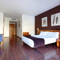 Hotel Viladomat Managed by Silken 3* Улучшенный номер с различными типами кроватей