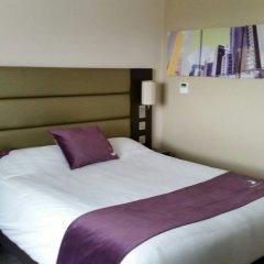 Отель Premier Inn Glasgow Braehead Великобритания, Глазго - отзывы, цены и фото номеров - забронировать отель Premier Inn Glasgow Braehead онлайн комната для гостей фото 4