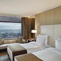 The Marmara Taksim 5* Клубный номер с различными типами кроватей