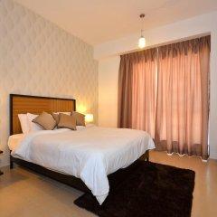 Отель Vacation Holiday Homes - Jumeirah Beach Residences комната для гостей фото 7