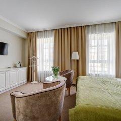 Гостиница Гранд Звезда 4* Люкс Business разные типы кроватей