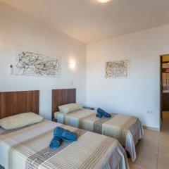 Апартаменты Seashells in Bugibba Апартаменты с различными типами кроватей