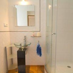 Отель pension A5A Чехия, Карловы Вары - отзывы, цены и фото номеров - забронировать отель pension A5A онлайн ванная фото 3