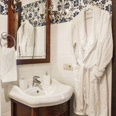 Гостиница Садовническая 5* Стандартный семейный номер с разными типами кроватей фото 6