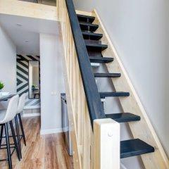 Гостиница ApartVille Улучшенный номер с различными типами кроватей фото 4