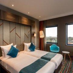 Отель XO Hotels Couture Amsterdam 4* Стандартный номер с различными типами кроватей фото 8