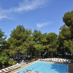 Отель Village Laguna Galijot бассейн