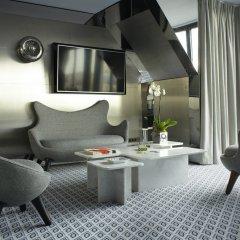 Отель Le Montana Франция, Париж - отзывы, цены и фото номеров - забронировать отель Le Montana онлайн комната для гостей фото 3
