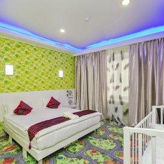 Гостиница Энигма 3* Стандартный семейный номер с двуспальной кроватью