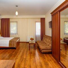 Отель British House 4* Улучшенный номер с разными типами кроватей