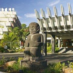 Отель Sofitel Tahiti Maeva Beach Resort городской автобус