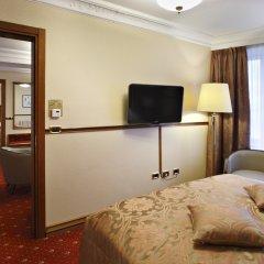 Гостиница Золотое кольцо 5* Семейный люкс с двуспальной кроватью фото 4
