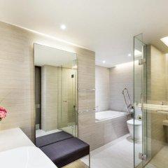 Отель Pan Pacific Singapore 5* Люкс City с различными типами кроватей фото 4