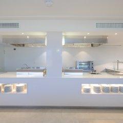 Отель Aparthotel THB Ibiza Mar - Только для взрослых интерьер отеля фото 2