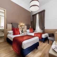 Отель Nord Nuova Roma 3* Номер Делюкс с различными типами кроватей фото 2