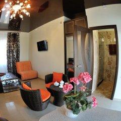Гостиница Usadba Mirazh комната для гостей фото 2