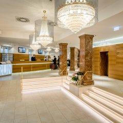 Отель IMLAUER Hotel Pitter Salzburg Австрия, Зальцбург - 7 отзывов об отеле, цены и фото номеров - забронировать отель IMLAUER Hotel Pitter Salzburg онлайн интерьер отеля