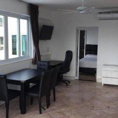Отель Le Versace Residence 3* Апартаменты разные типы кроватей фото 3