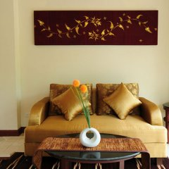 Отель Bhumlapa Garden Resort Таиланд, Самуи - отзывы, цены и фото номеров - забронировать отель Bhumlapa Garden Resort онлайн комната для гостей фото 2