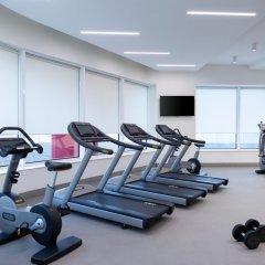 Гостиница Фор Поинтс бай Шератон Краснодар фитнесс-зал