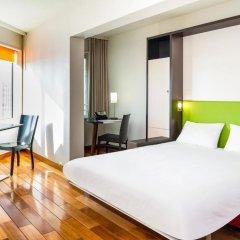Отель Aparthotel Adagio Paris Centre Tour Eiffel 4* Студия Large с различными типами кроватей