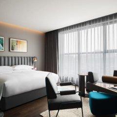 Отель RYSE, Autograph Collection Номер Director с различными типами кроватей