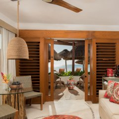 Отель Mahekal Beach Resort 4* Пентхаус с разными типами кроватей фото 10