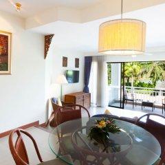Отель Allamanda Laguna Phuket 4* Улучшенные апартаменты разные типы кроватей фото 4
