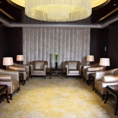 Boyue Shanghai Hongqiao Airport Hotel интерьер отеля фото 3
