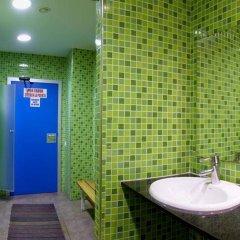Отель UHC Spa Aqquaria Family Complex Испания, Салоу - 2 отзыва об отеле, цены и фото номеров - забронировать отель UHC Spa Aqquaria Family Complex онлайн ванная фото 4