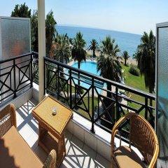 Отель Acrotel Lily Ann Beach балкон фото 2