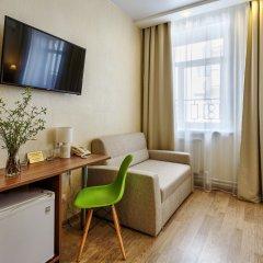 Гостиница Регина 3* Полулюкс с двуспальной кроватью фото 7