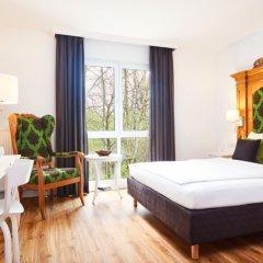 Отель Prinzregent München Германия, Мюнхен - отзывы, цены и фото номеров - забронировать отель Prinzregent München онлайн комната для гостей