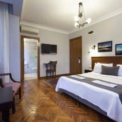 Бутик-отель Istanbul Queen Seagull Улучшенный номер с различными типами кроватей фото 4