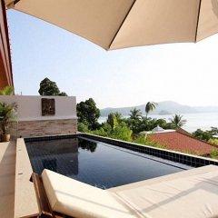 Отель BYG Grand Beach Front & Sea View @ Panwa Beach бассейн