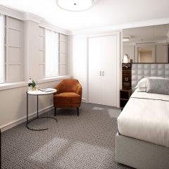 Strand Palace Hotel 4* Улучшенный номер с различными типами кроватей фото 9