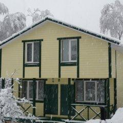 Гостевой дом У пруда Апартаменты с различными типами кроватей фото 7