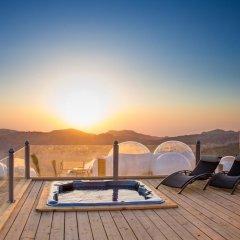 Отель Petra Bubble Иордания, Вади-Муса - отзывы, цены и фото номеров - забронировать отель Petra Bubble онлайн бассейн фото 2