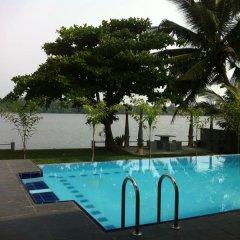 Отель Riverbank Bentota Берувела бассейн фото 3