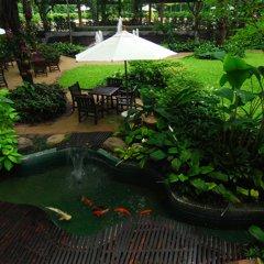 Отель Pantip Suites Sathorn Таиланд, Бангкок - 1 отзыв об отеле, цены и фото номеров - забронировать отель Pantip Suites Sathorn онлайн бассейн фото 3
