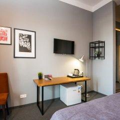 Гостиница Beton Brut 4* Стандартный номер с разными типами кроватей фото 7