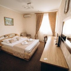 Гостиничный Комплекс Глобус Тернополь комната для гостей фото 8