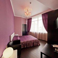 Мини-отель Этника Улучшенный номер с двуспальной кроватью фото 2