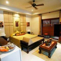 Отель Himmaphan Villa 4* Стандартный номер с различными типами кроватей фото 2