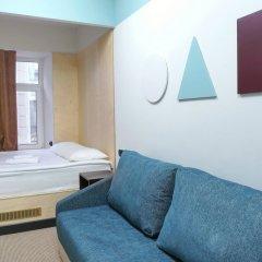 Хостел Друзья на Банковском Стандартный номер с различными типами кроватей фото 8