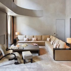Armani Hotel Milano 5* Люкс Signature с различными типами кроватей