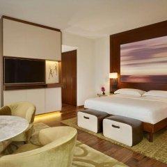 Отель Park Hyatt Zurich 5* Полулюкс Park с различными типами кроватей фото 2